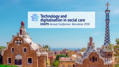 tech digit social care barcelona 2018