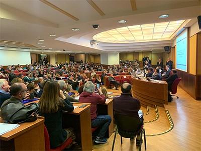 Foto convegno Roma